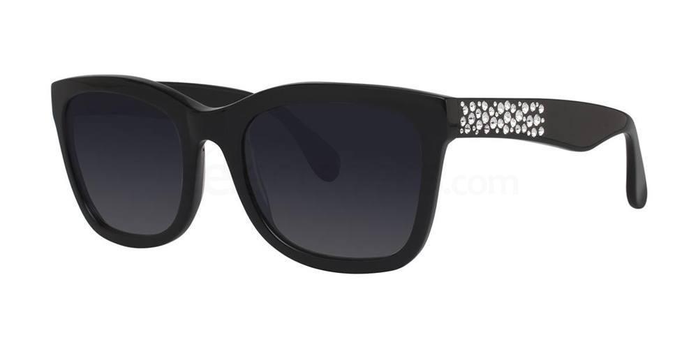 Black GHITA Sunglasses, Vera Wang Luxe