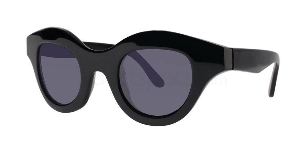 Black INANNA Sunglasses, Vera Wang Luxe