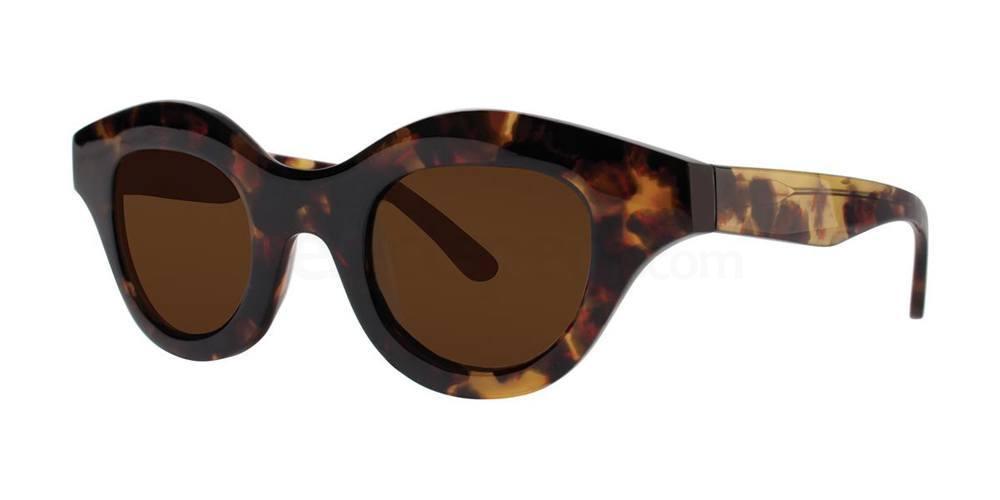 Tortoise INANNA Sunglasses, Vera Wang Luxe