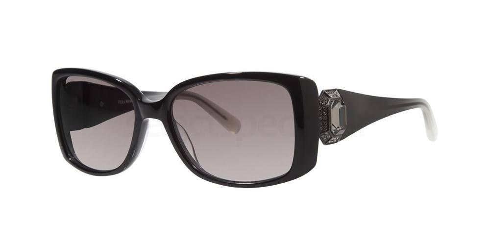 Black LEDA Sunglasses, Vera Wang Luxe