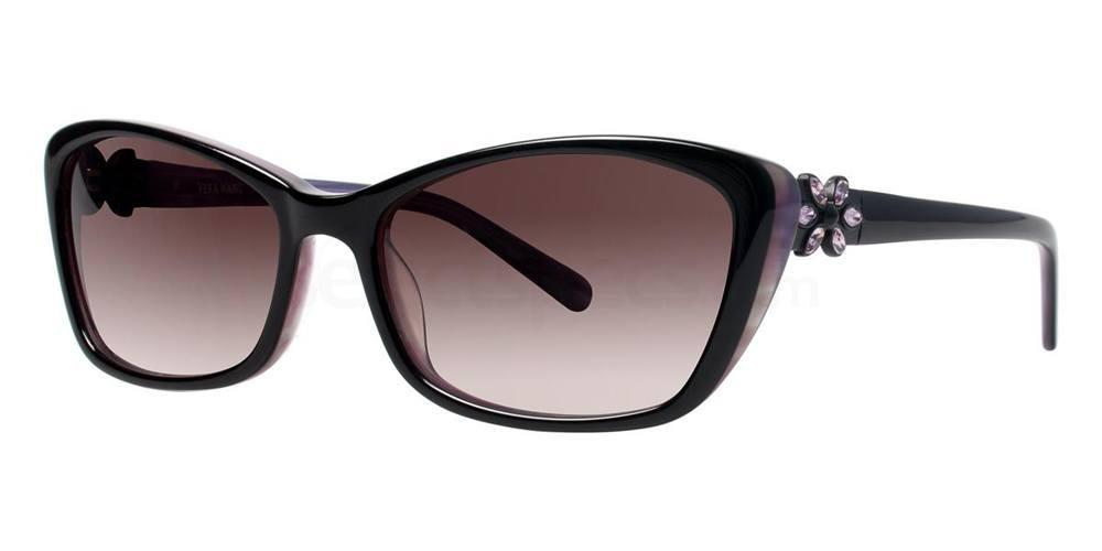 Black LIS Sunglasses, Vera Wang Luxe