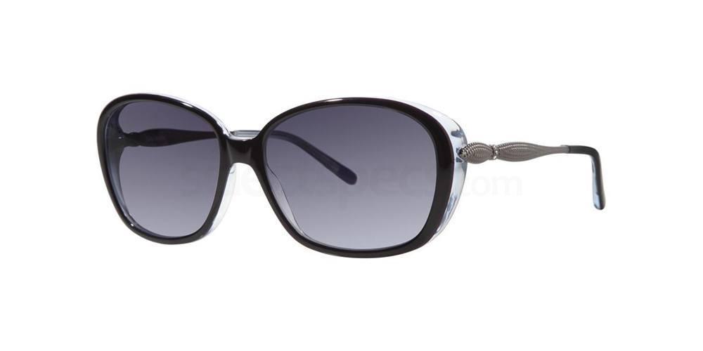 Black LORNA Sunglasses, Vera Wang Luxe