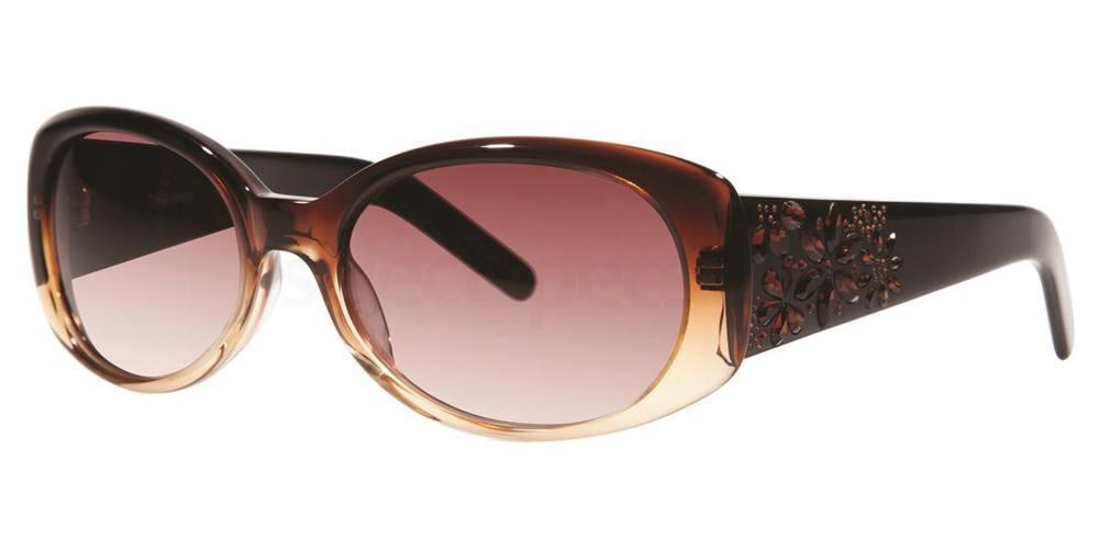 Mink PERRINE Sunglasses, Vera Wang Luxe