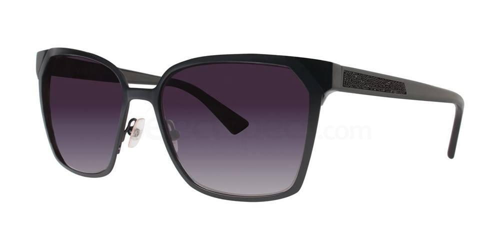 Black PETALINE Sunglasses, Vera Wang Luxe