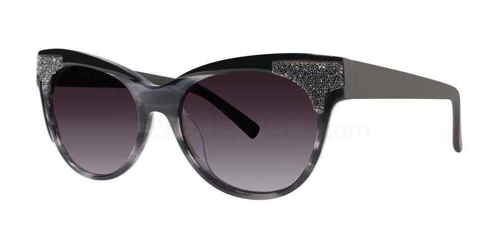 Black PRESTA Sunglasses, Vera Wang Luxe
