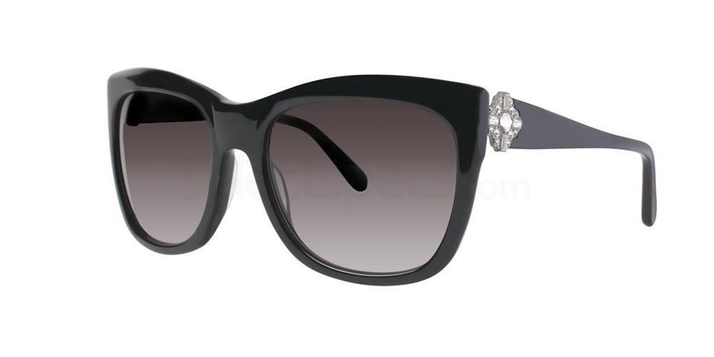 Black RIVAN Sunglasses, Vera Wang Luxe