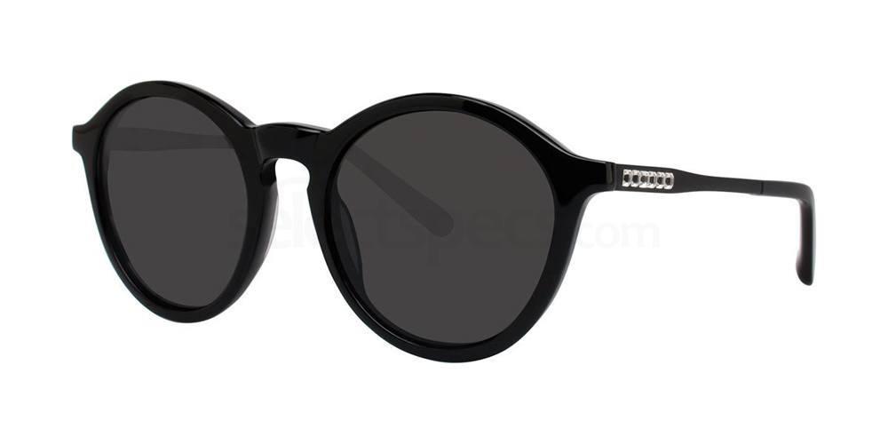 Black SALVAZA Sunglasses, Vera Wang Luxe