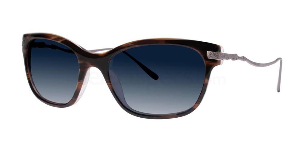 Horn SEBILLE Sunglasses, Vera Wang Luxe