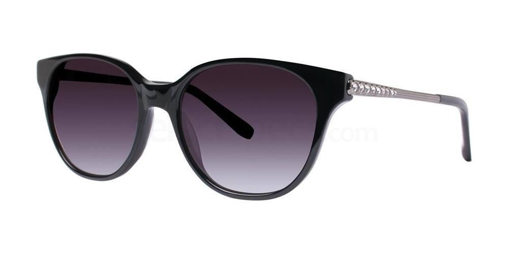 Black SEROVA Sunglasses, Vera Wang Luxe