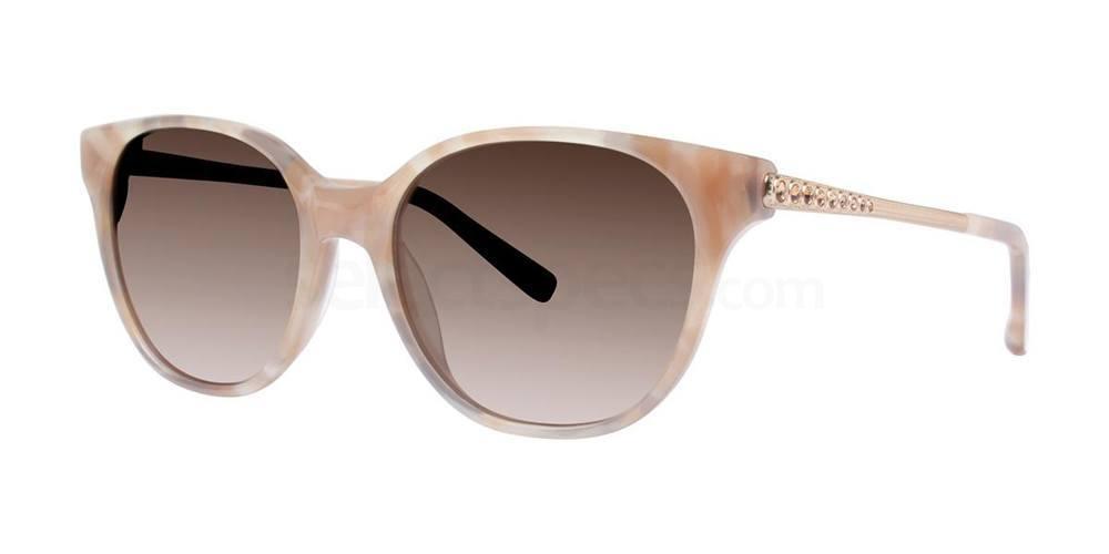 Brown SEROVA Sunglasses, Vera Wang Luxe