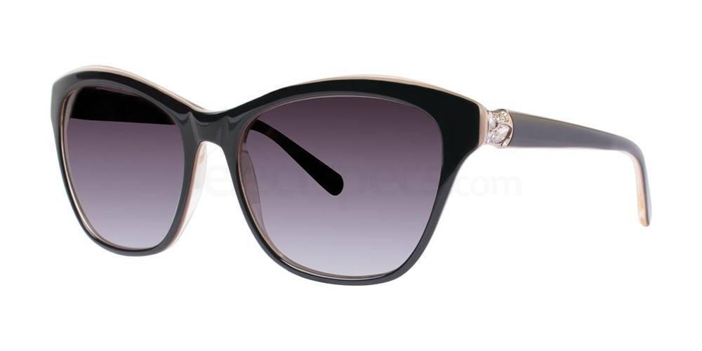 Black SORA Sunglasses, Vera Wang Luxe