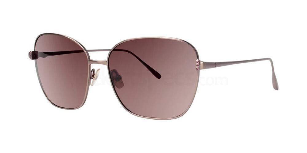Pink LUCIOLE Sunglasses, Vera Wang Luxe