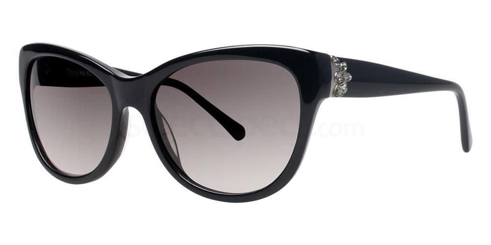 Black MALA Sunglasses, Vera Wang Luxe