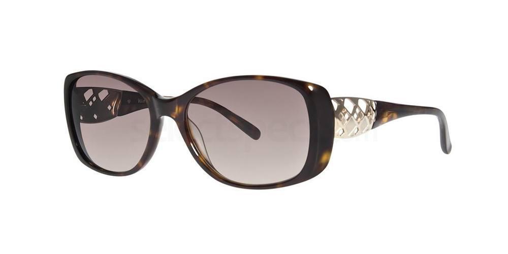 Tortoise MERIEL Sunglasses, Vera Wang Luxe