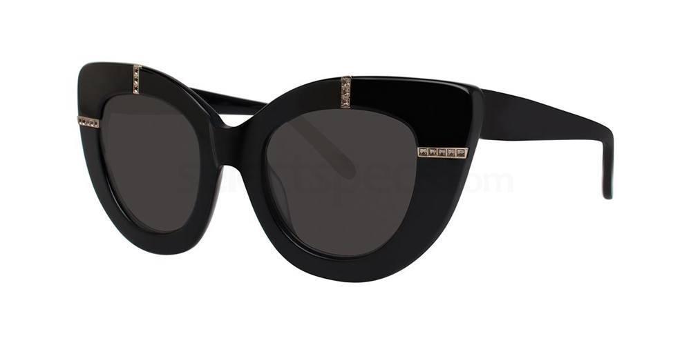 Black TADDEA Sunglasses, Vera Wang Luxe