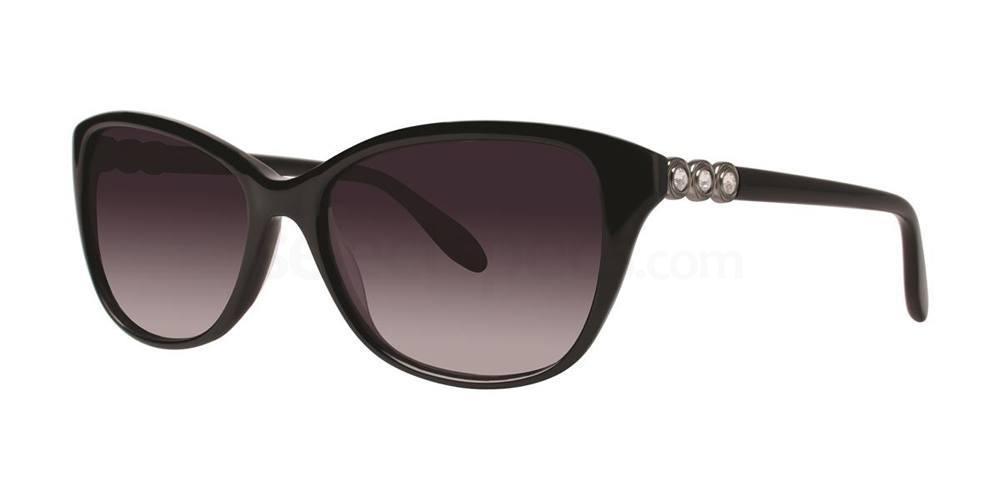 Black TALUR Sunglasses, Vera Wang Luxe