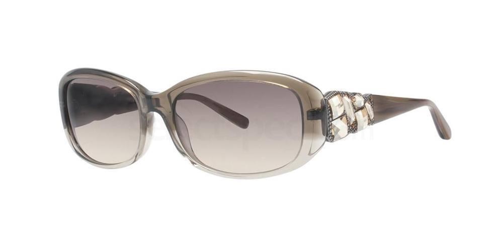 Crystal YOLAND Sunglasses, Vera Wang Luxe