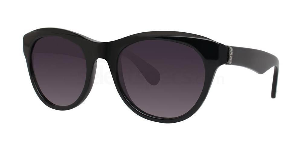 Black NENCIA Sunglasses, Vera Wang Luxe