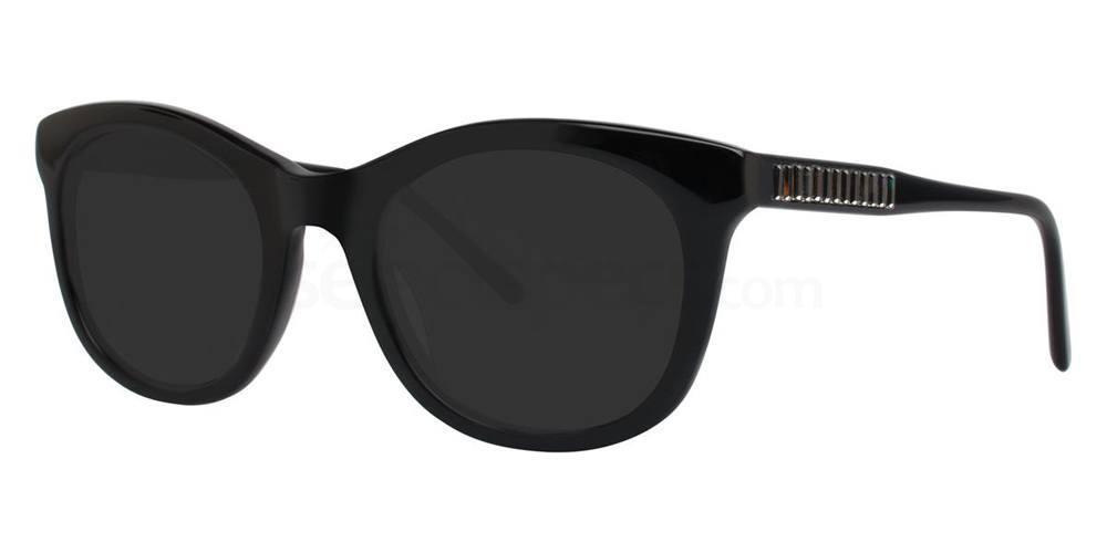 Black NEZETTA Sunglasses, Vera Wang Luxe