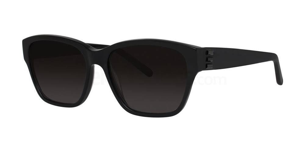 Black NUCCA Sunglasses, Vera Wang Luxe
