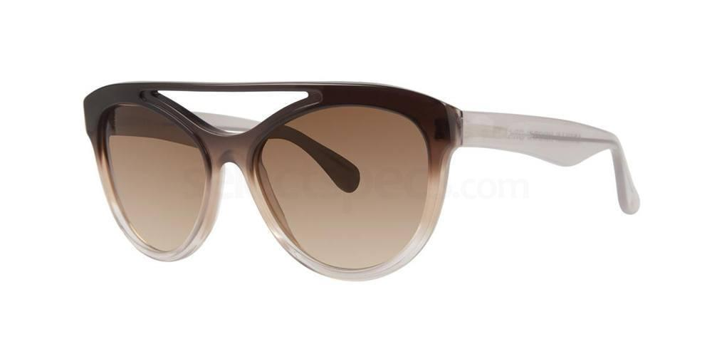 Brown Gradient ANELLE Sunglasses, Vera Wang Luxe