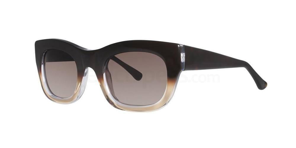 Brown BRAVA Sunglasses, Vera Wang Luxe