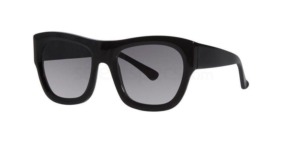 Black FLORESSA Sunglasses, Vera Wang Luxe