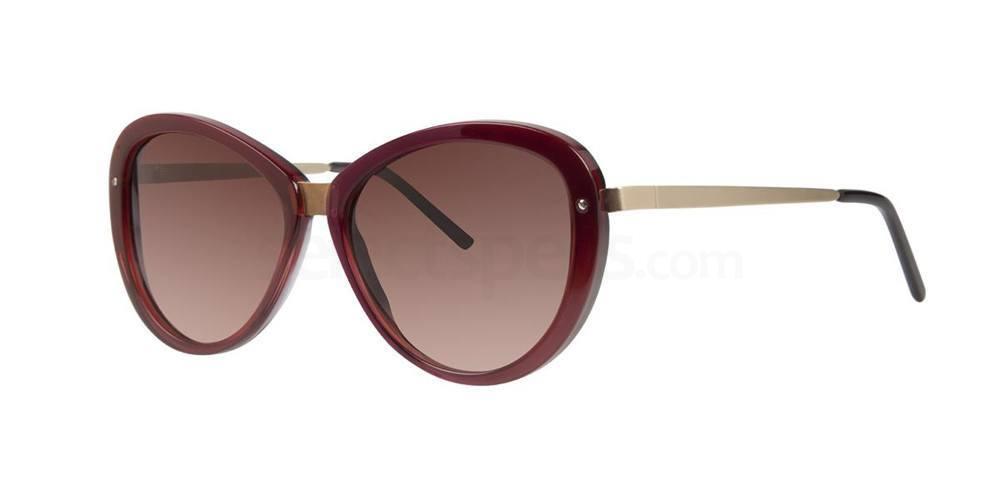 Crimson INA Sunglasses, Vera Wang Luxe