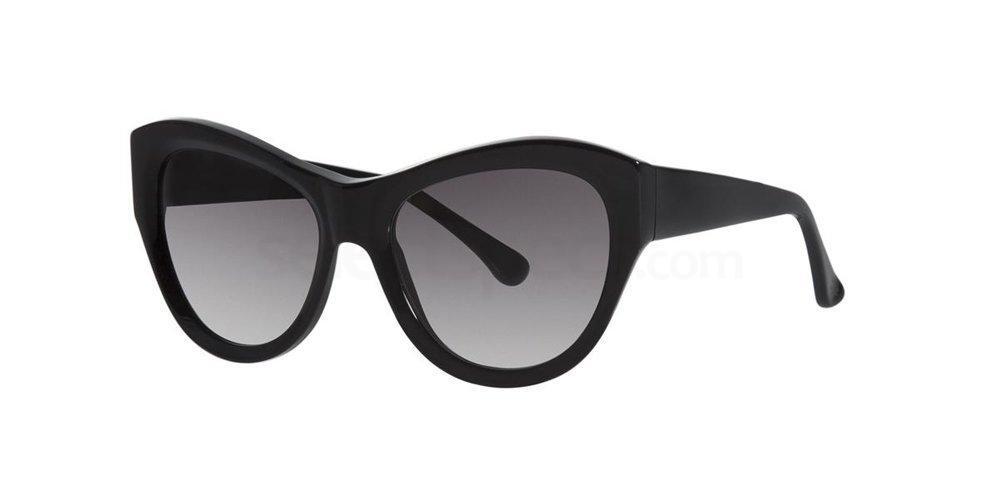 Black KATIDA Sunglasses, Vera Wang Luxe