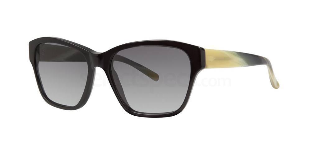 Black LIHUA Sunglasses, Vera Wang Luxe