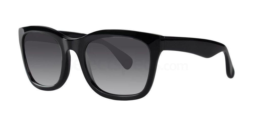 Black NISHA Sunglasses, Vera Wang Luxe