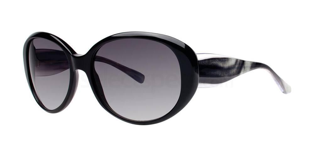 Black ORABELLA Sunglasses, Vera Wang Luxe