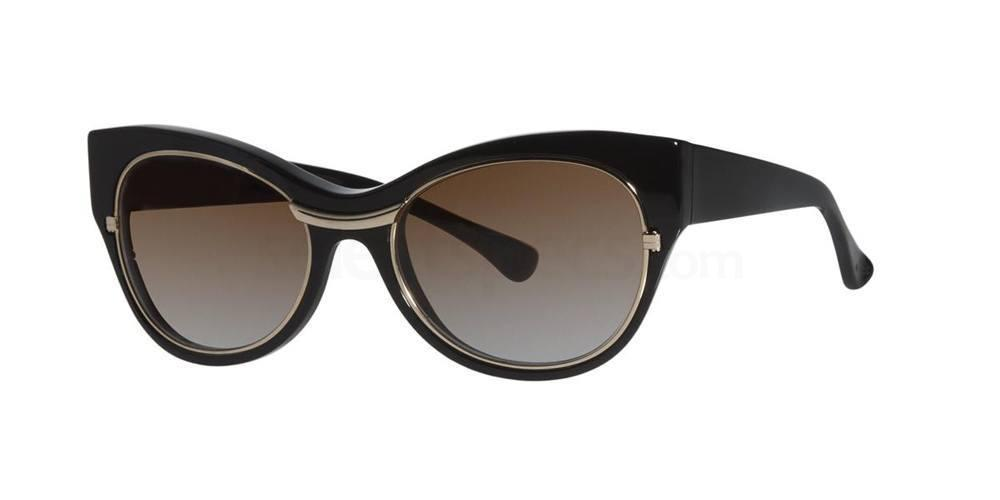 Black RAVA Sunglasses, Vera Wang Luxe