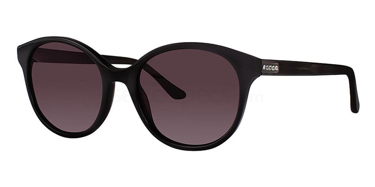 Noir HALIN Sunglasses, Vera Wang Luxe