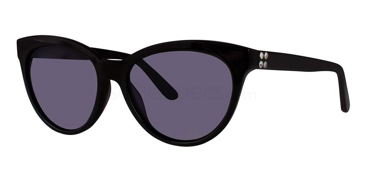 Black MAYIR Sunglasses, Vera Wang Luxe