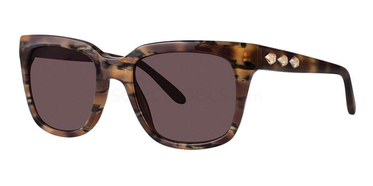 Tortoise VEDA Sunglasses, Vera Wang Luxe