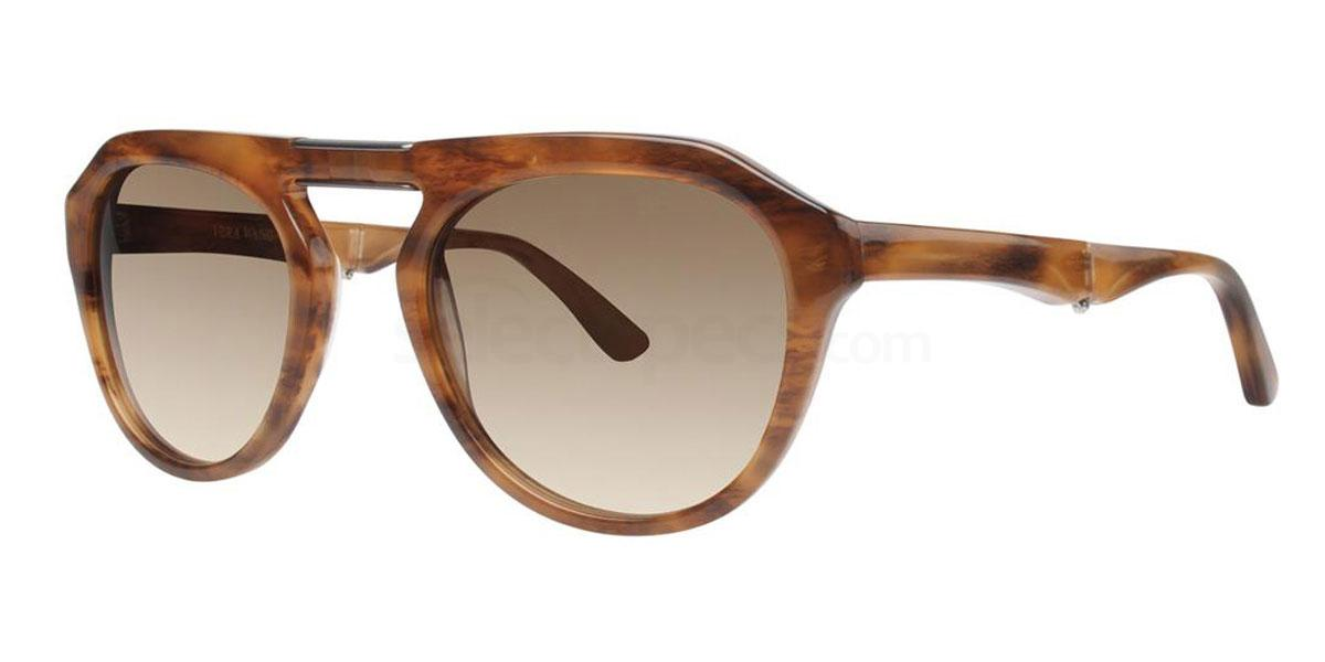 Blonde YUNA Sunglasses, Vera Wang Luxe