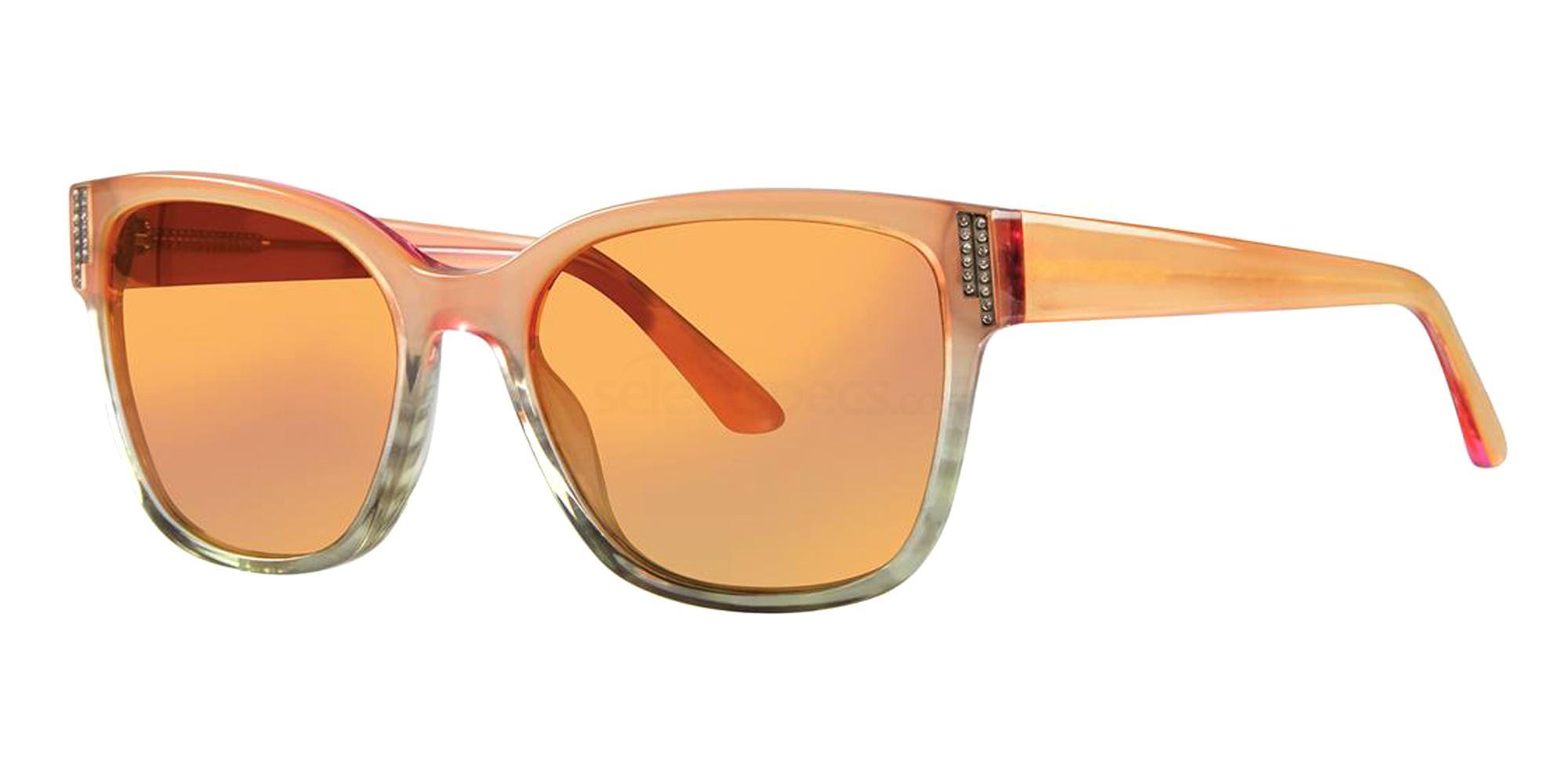 Apricot FARAH Sunglasses, Vera Wang Luxe