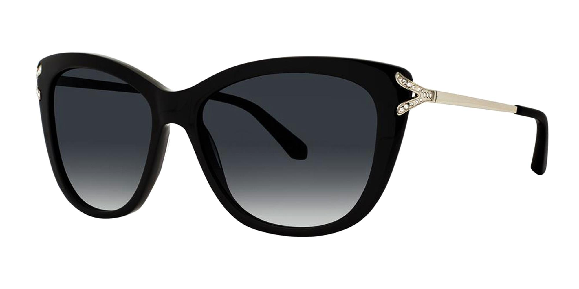 Noir TALIYA Sunglasses, Vera Wang Luxe