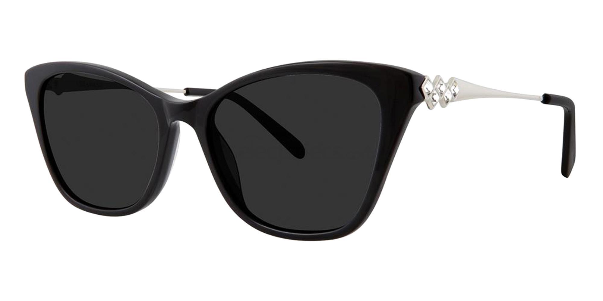 Black CAYDEE Sunglasses, Vera Wang Luxe