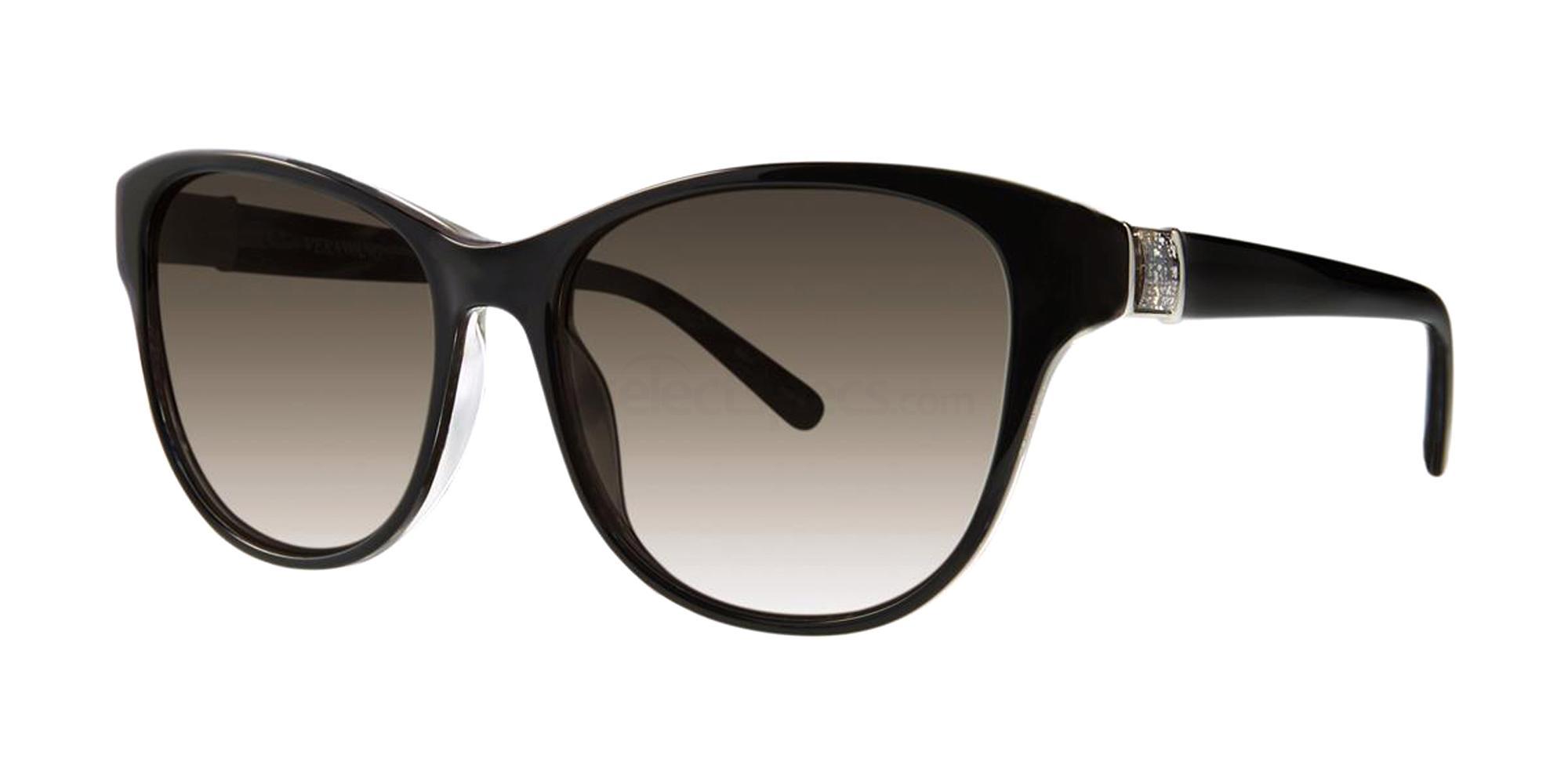 Ebony CORINNA Sunglasses, Vera Wang Luxe