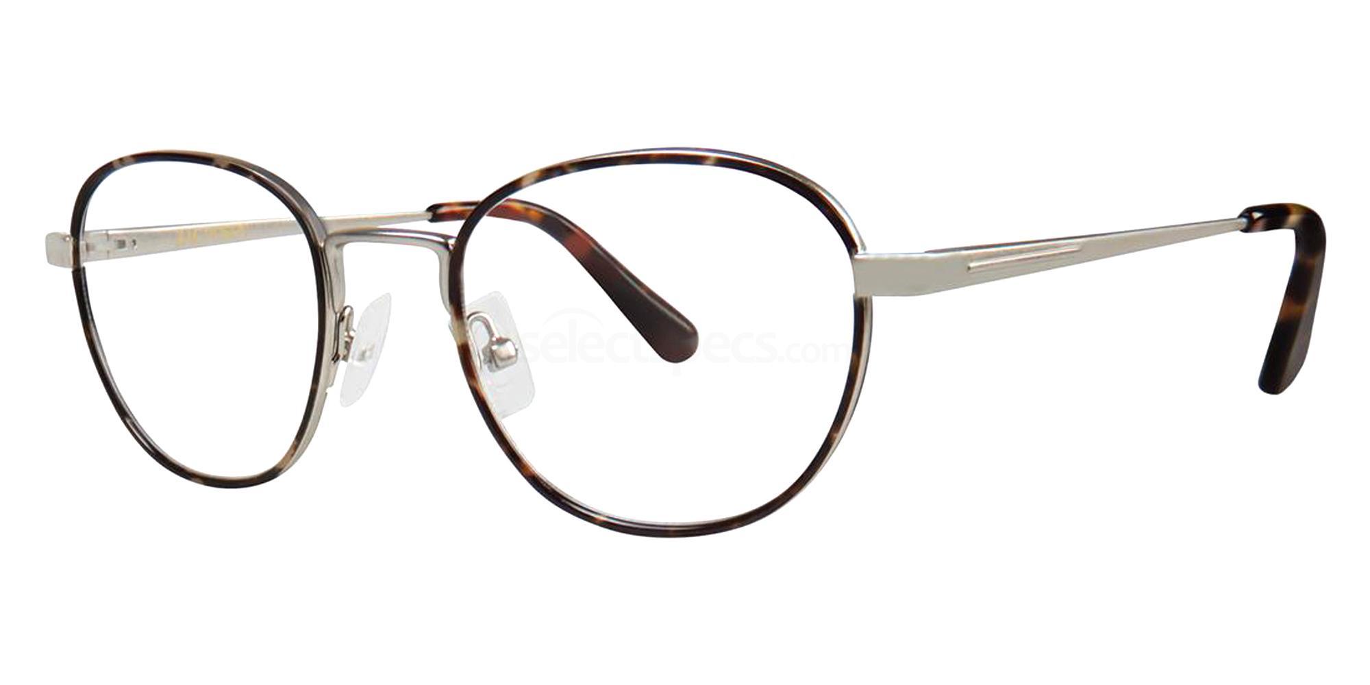 Havana Tortoise COBURN Glasses, Zac Posen