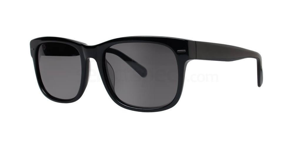 Black HAYWORTH Sunglasses, Zac Posen