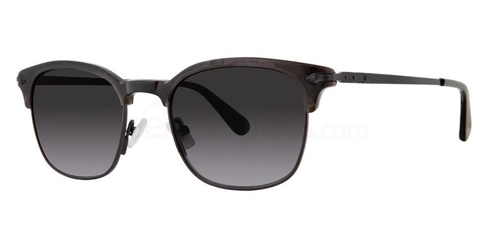 Charcoal VALENTINO Sunglasses, Zac Posen