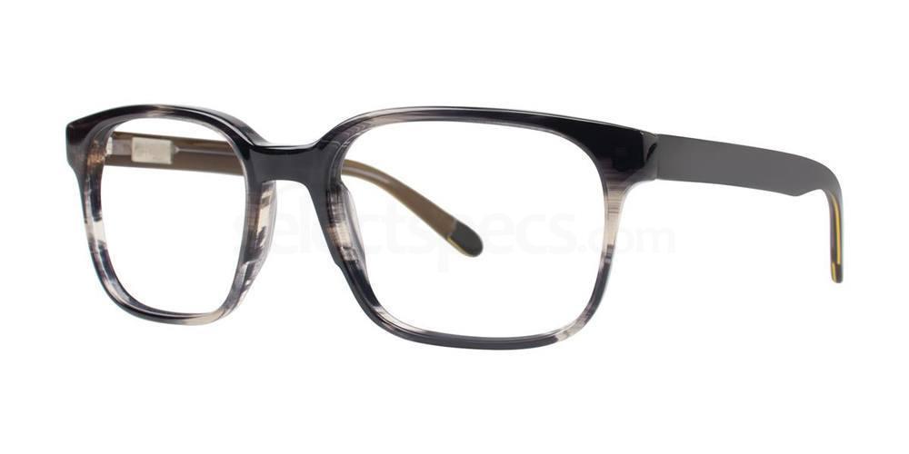 Almost Black THE CURTIS Glasses, Original Penguin