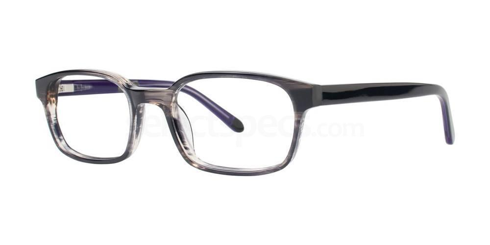 Almost Black THE FREDDY Glasses, Original Penguin