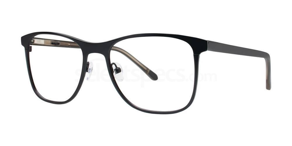 Black THE COLLINS Glasses, Original Penguin
