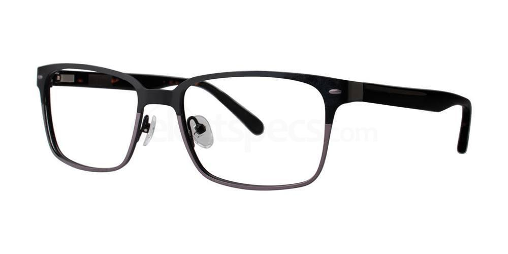 Black THE JAMES Glasses, Original Penguin