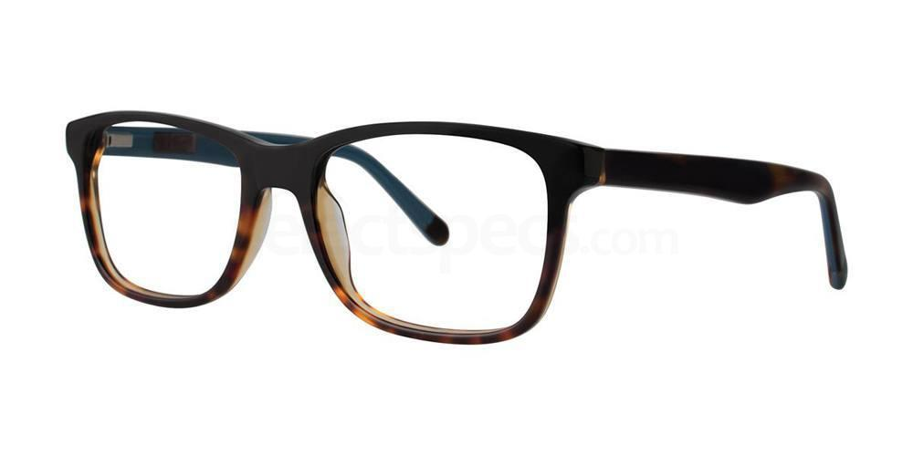 Black Tortoise THE WEBLO Glasses, Original Penguin