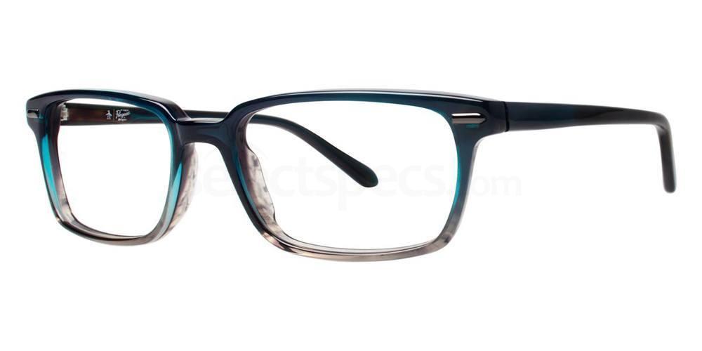 Bay Blue THE BAKER Glasses, Original Penguin